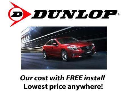Outer Banks Tires Dunlop Tire Discount Our Price Free Install